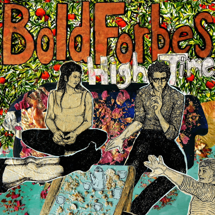 Bold Forbes - High Times